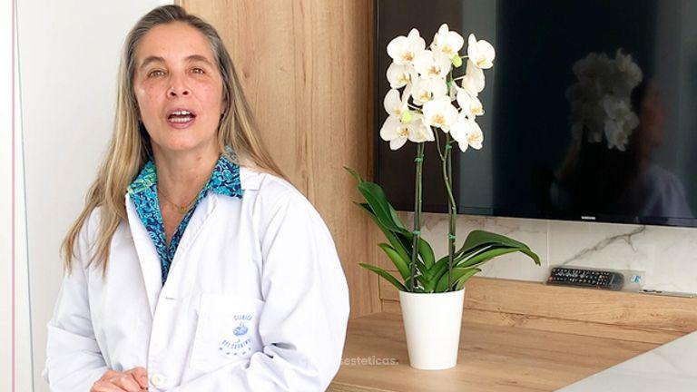 Eliminar la papada - Doctora Alexandra Mora