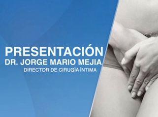 Presentación Dr. Jorge Mario Mejia