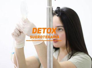 Sueroterapia - Detox