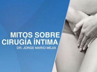 Mitos sobre la cirugía íntima